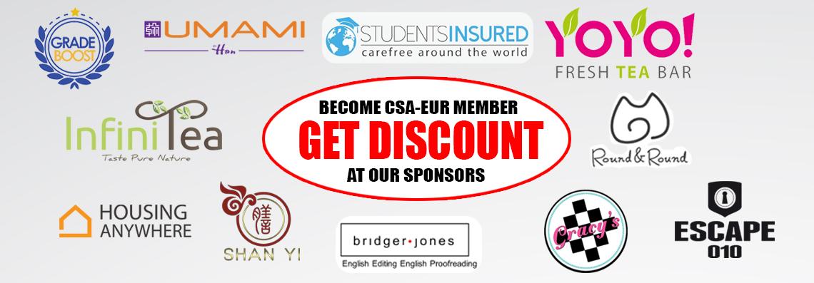 CSA Sponsors