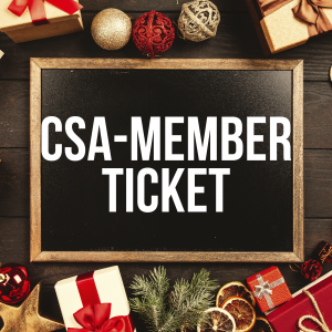 Christmas Market Cologne – CSA Member Ticket