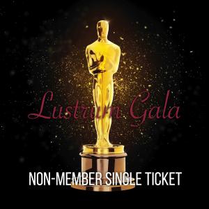Lustrum Gala – Non-Member (Single Ticket)