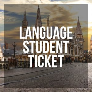 Ghent City Trip – Language Course Student