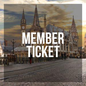 Ghent City Trip – Member